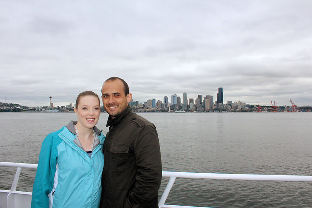 Seattle Ferry Tour
