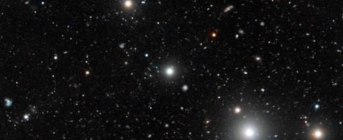 Galaxias oscuras