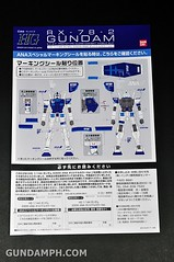 ANA RX-78-2 Gundam HG 144 G30th Limited Kit  OOTB Unboxing Review (24)