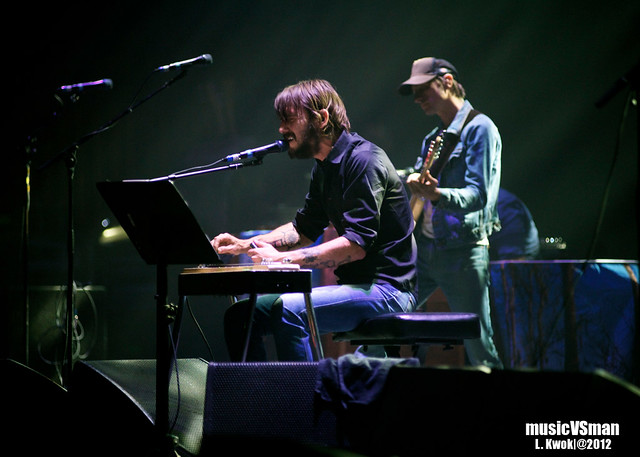 Band of Horses @ Peabody Opera House