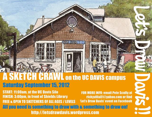 let's draw davis september 2012