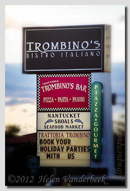 Tombino's