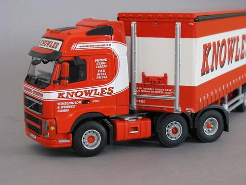 Knowles Transport Volvo