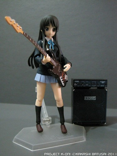 Project K-ON! Live Concert Stage Diorama by Kakashi Batusai - Figma -gundamph (11)