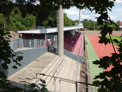Südstadion, renoviert
