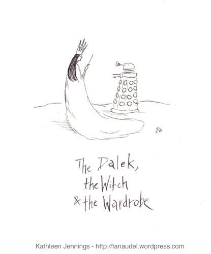 The Dalek, The Witch and the Wardrobe
