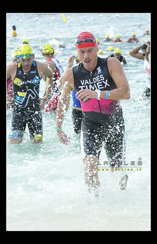 Cobra Ironman Triathlon, Cebu 2012