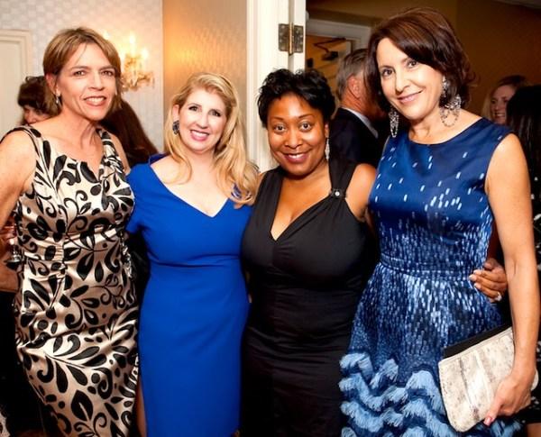 Beth Schnitzer, Roberta Economidis, Gwyneth Borden, Susan Atherton