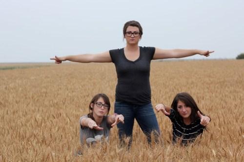 Z Crew - Boy Band in Wheat