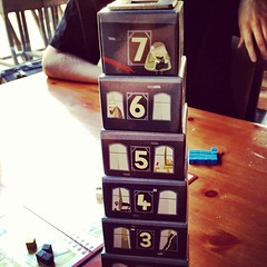 Mord im Arosa #boardgames