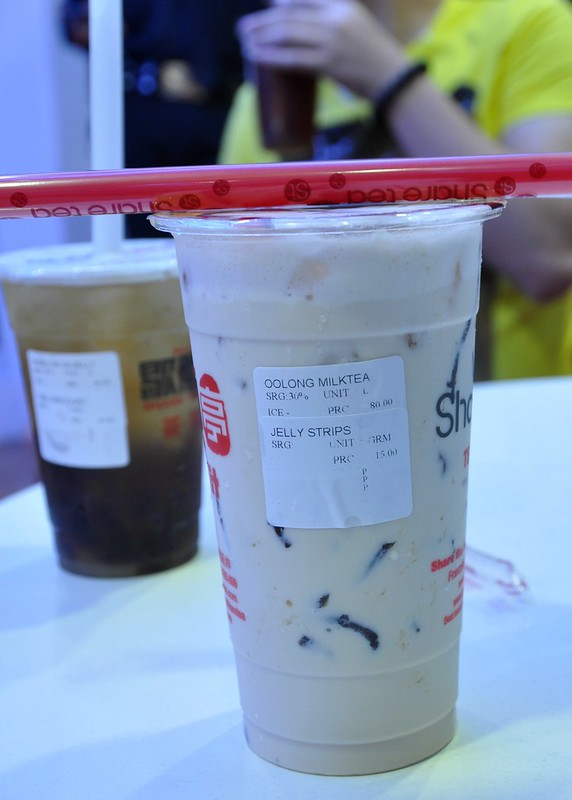 Oolong Milk Tea