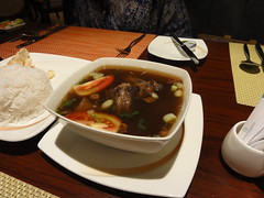 Legendary Sop Buntut (Oxtail Soup) at Hotel Borobudur