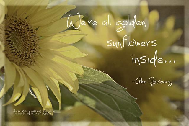 Sunflowers Inside