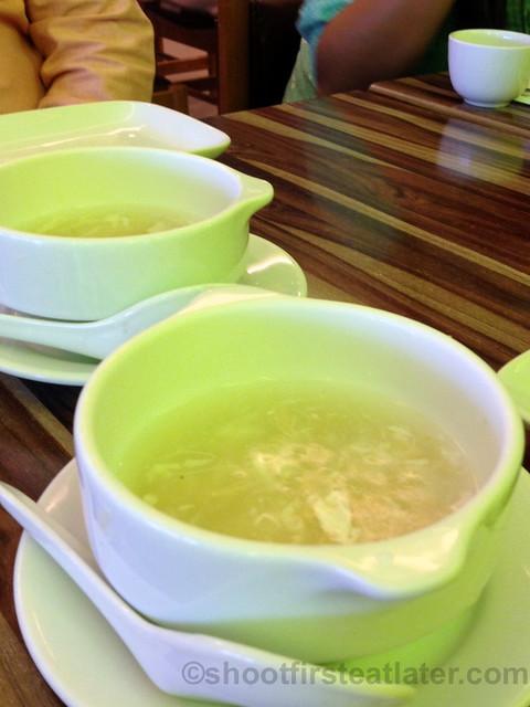 wintermelon soup P98