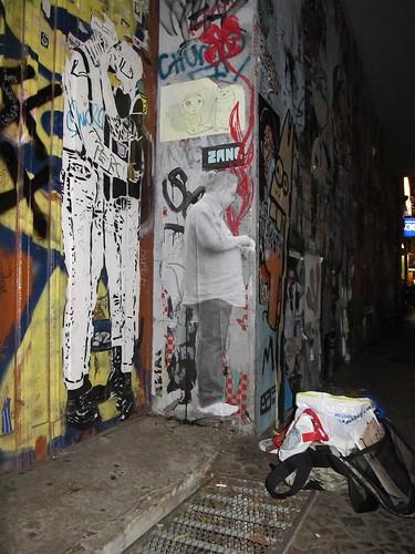 sicillian diaries, Berlin, Germany by st8ment_streetart