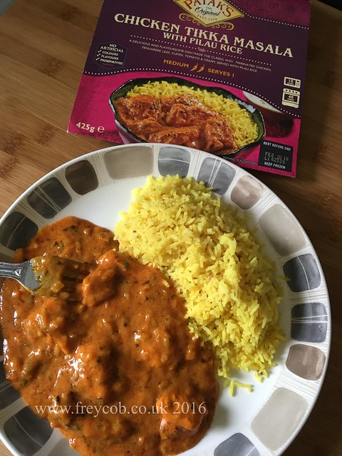 Patak's Chicken Tikka Masala ready meal