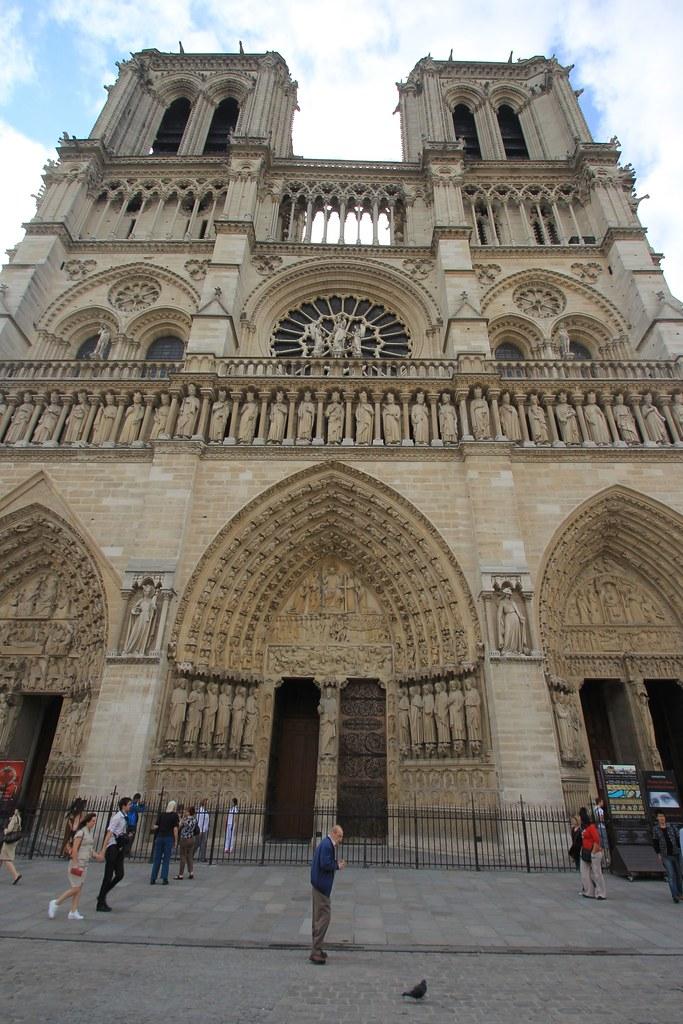 Notre Dame Cathedral - Paris, France