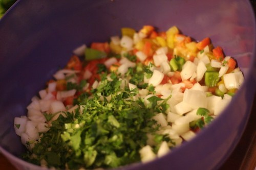 Canning Salsa (July 11, 2012) 022