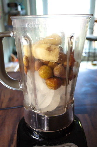 Fig Cookie Shake