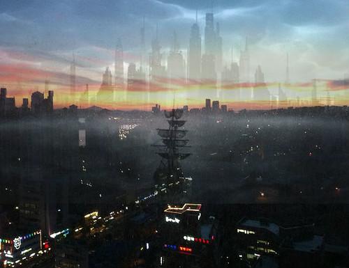 Cloud Atlas and Mapo, Seoul