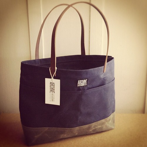 Tote by Archive Victor