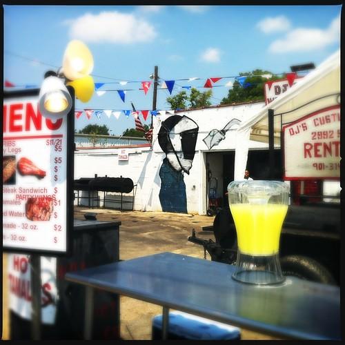 DJ's Customs tamales, Memphis, Tenn.