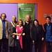the last night at CENART, arte nuevas ciencias V, 2012
