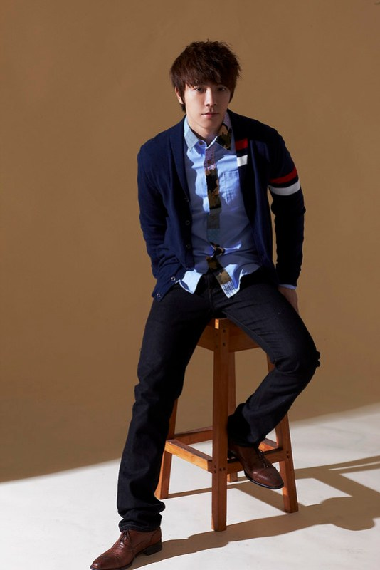 Donghae for Bench