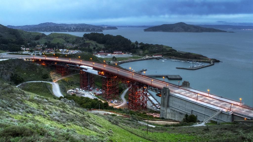 Rainy Day Bridge