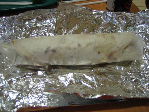 Lamb Tikka Sandwich