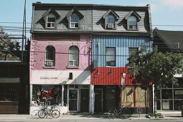 Toronto colours