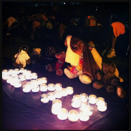 Candlelight Vigil, Memphis, Tenn.