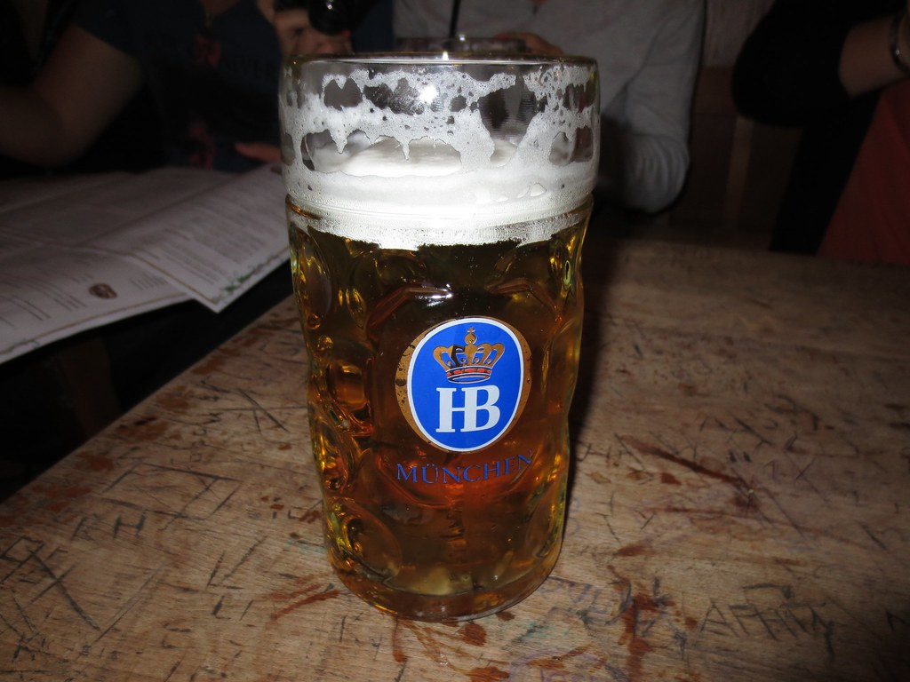 Hofbrauhaus- Munich, Germany