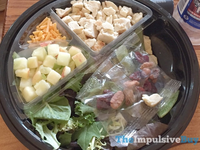 Domino's Chicken Apple Pecan Salad 2