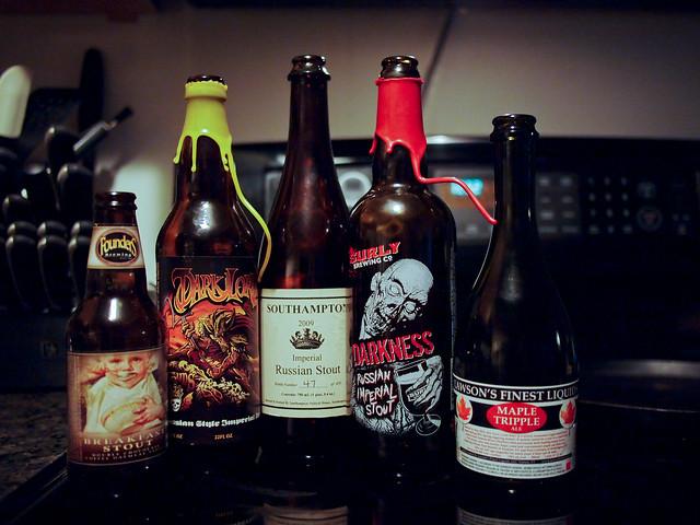July Beer Tasting