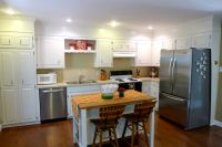 Matching Kitchen And Dining Room Curtains | afreakatheart