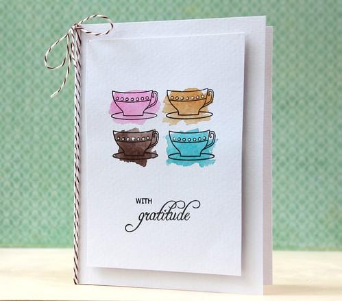 Embellish Tea Party Color Trends Challenge by L. Bassen