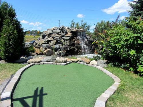 Mini Golf Gardens