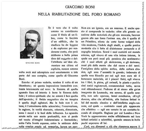 """ROMA ARCHEOLOGIA e CONSERVAZIONE ARCHITETTONICA """"ANASTILOSI"""": Quindi la domanda qui è chi ha proposto la teoria del restauro architettonico, in primo luogo? Era G. Boni e G. Giovannoni (1899-1911)? by Martin G. Conde"""