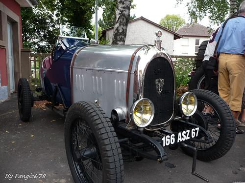 B.N.C. Cyclecar 1925