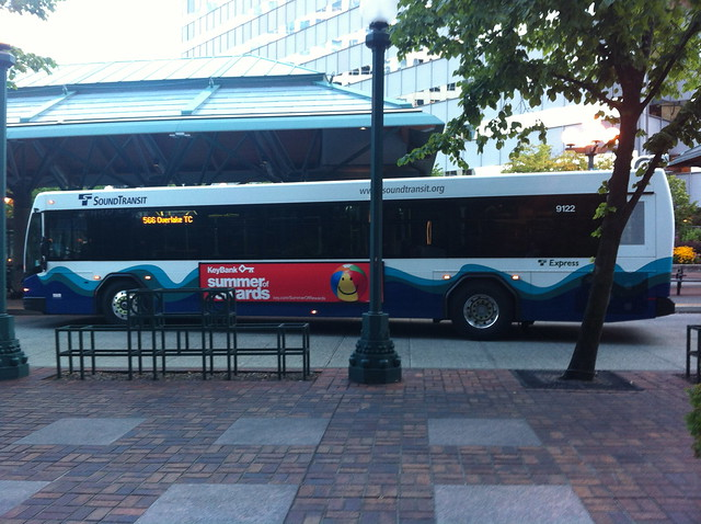 St Releases Fall Schedule Seattle Transit Blog