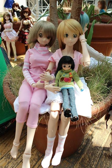 Yoko, Neris & Mamachapp!