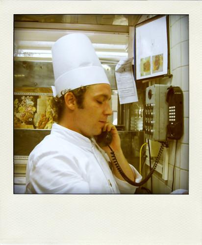 Chef Olivier Ritz
