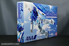 ANA RX-78-2 Gundam HG 144 G30th Limited Kit  OOTB Unboxing Review (2)