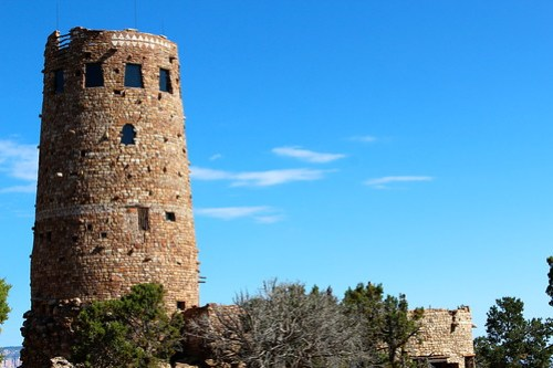 Desert Watchtower Grand Canyon review