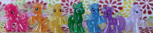 My Little Pony Friendship is Magic  Crystal Empire Rainbow Collection- Target Exclusive