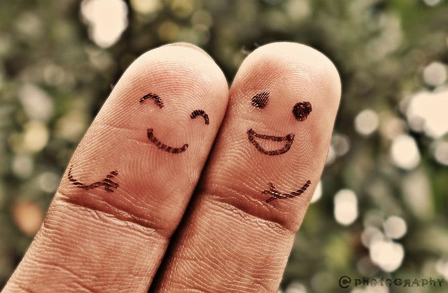Photo:finger art.. By:arjunv