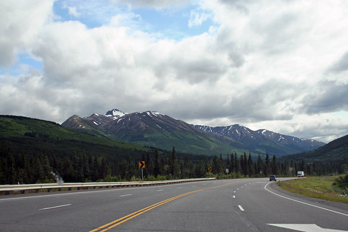 Route 1 to Seward