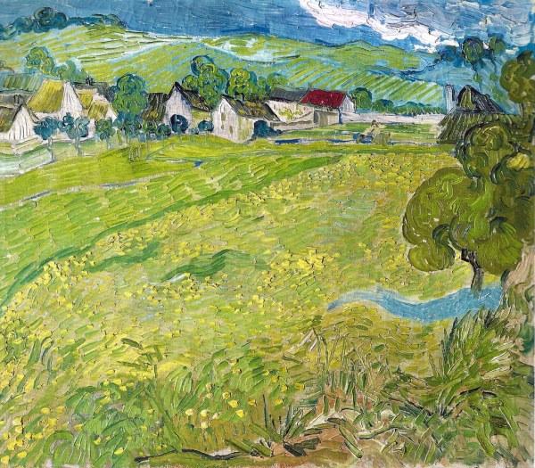Philadelphia Museum of Art Van Gogh Up Close