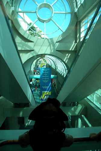 convention center elevator
